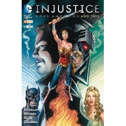 INJUSTICE: GODS AMONG US Nº 36