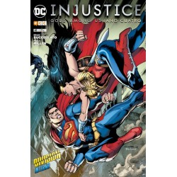 INJUSTICE: GODS AMONG US Nº 41