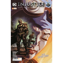 INJUSTICE: GODS AMONG US Nº 50