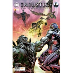 INJUSTICE: GODS AMONG US Nº 51