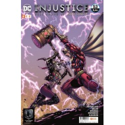 INJUSTICE: GODS AMONG US Nº 53