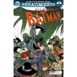 ALL-STAR BATMAN Nº 9