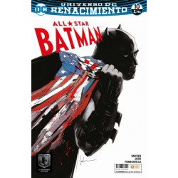ALL-STAR BATMAN Nº 10