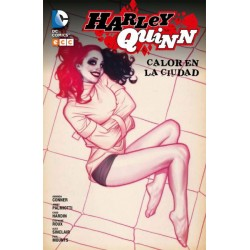 HARLEY QUINN Nº 1 CALOR EN LA CIUDAD