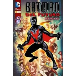 BATMAN DEL FUTURO Nº 1 UN NUEVO MUNDO