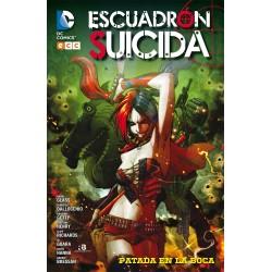 ESCUADRÓN SUICIDA Nº 1 PATADA EN LA BOCA