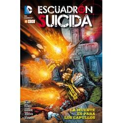 ESCUADRÓN SUICIDA Nº 3 LA MUERTE ES PARA LOS CAPULLOS