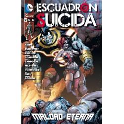 ESCUADRÓN SUICIDA: MALDAD ETERNA