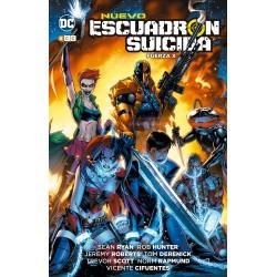 NUEVO ESCUADRÓN SUICIDA Nº 1 FUERZA X