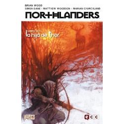 NORTHLANDERS Nº 6 LA HIJA DE THOR