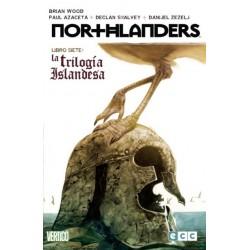 NORTHLANDERS Nº 7 LA TRILOGÍA ISLANDESA