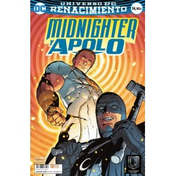 MIDNIGHTER Y APOLO: RENACIMIENTO
