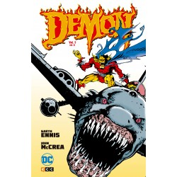 DEMON DE GARTH ENNIS Nº 2