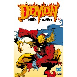 DEMON DE GARTH ENNIS Nº 1
