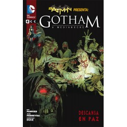 BATMAN PRESENTA: GOTHAM A MEDIANOCHE Nº 2 DESCANSA EN PAZ