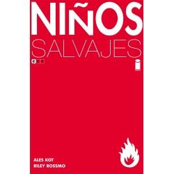 NIÑOS SALVAJES