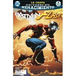 BATMAN-FLASH: LA CHAPA Nº 4