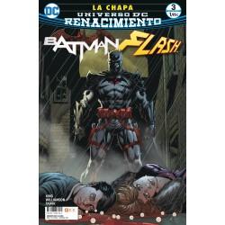 BATMAN-FLASH: LA CHAPA Nº 3