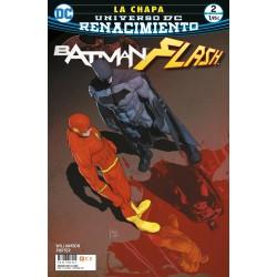 BATMAN-FLASH: LA CHAPA Nº 2