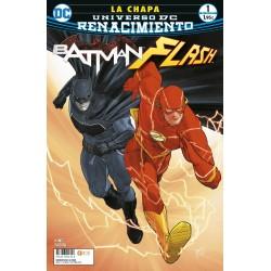 BATMAN-FLASH: LA CHAPA Nº 1