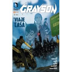 GRAYSON Nº 4