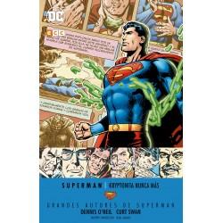 SUPERMAN: KRYPTONITA NUNCA MÁS