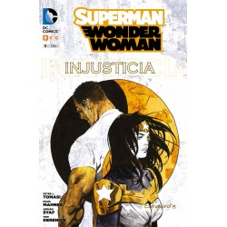 SUPERMAN / WONDER WOMAN Nº 5