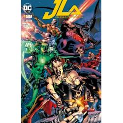 JLA: LIGA DE LA JUSTICIA DE AMÉRICA Nº 10