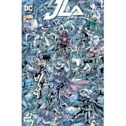 JLA: LIGA DE LA JUSTICIA DE AMÉRICA Nº 9