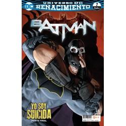 BATMAN Nº 62 RENACIMIENTO 7