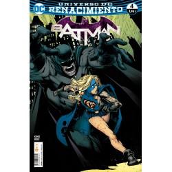 BATMAN Nº 59 RENACIMIENTO 4
