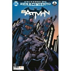 BATMAN Nº 57 RENACIMIENTO 2
