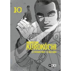 INSPECTOR KUROKOCHI Nº 10