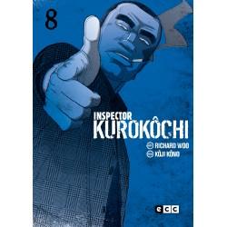 INSPECTOR KUROKOCHI Nº 8