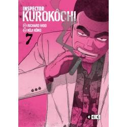 INSPECTOR KUROKOCHI Nº 7