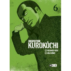 INSPECTOR KUROKOCHI Nº 6