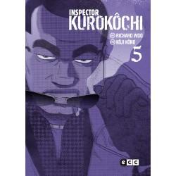 INSPECTOR KUROKOCHI Nº 5