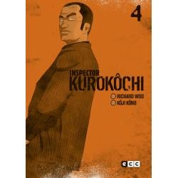 INSPECTOR KUROKOCHI Nº 4