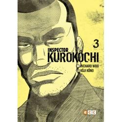 INSPECTOR KUROKOCHI Nº 3