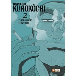 INSPECTOR KUROKOCHI Nº 2