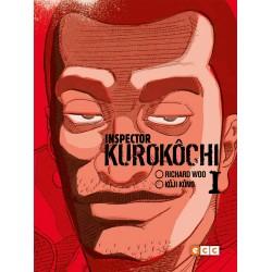 INSPECTOR KUROKOCHI Nº 1