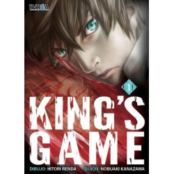 KING´S GAME Nº 1