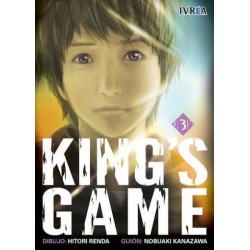 KING´S GAME Nº 3