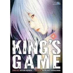 KING´S GAME Nº 4