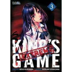 KING´S GAME EXTREME Nº 3