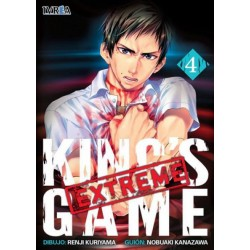 KING´S GAME EXTREME Nº 4