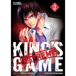 KING´S GAME EXTREME Nº 2