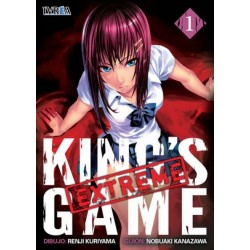 KING´S GAME EXTREME Nº 1
