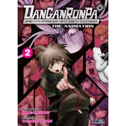 DANGANRONPA: THE ANIMATION Nº 2