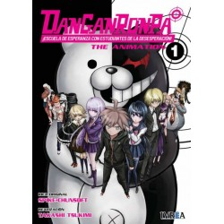 DANGANRONPA: THE ANIMATION Nº 1